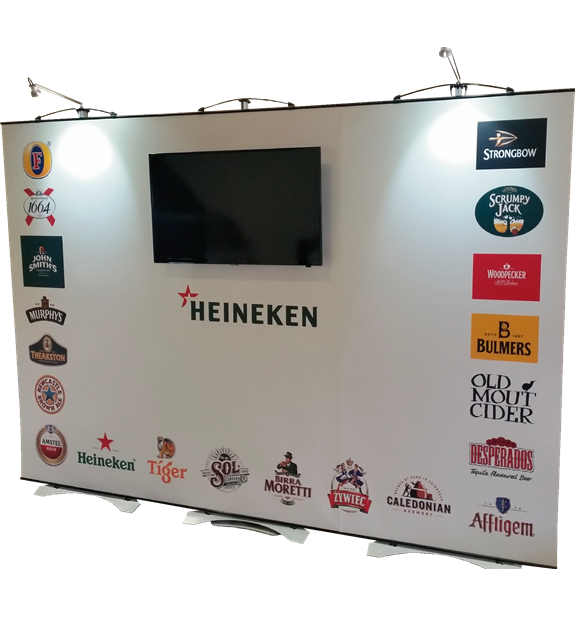 Display Stand Hire Uk : Exhibition equipment hire ideal displays