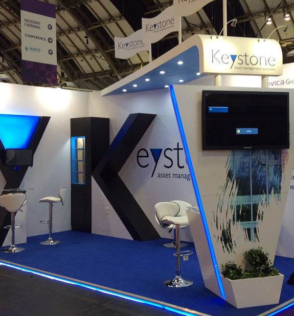 Kenya Exhibition Stand Builders : Exhibition stand build ideal displays
